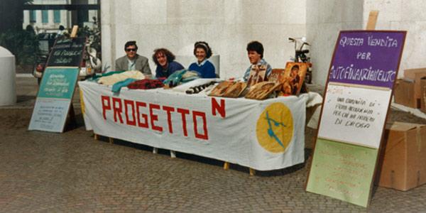 banchetto-Niguarda_galleria-STORIA-_anni-90